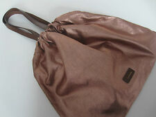 "Paul Smith Tote Bag ""METALLIC BRONZE JOSEPHINE"" Drawstring Tote Bag RRP £190"