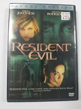 Resident Evil (DVD, 2004, Deluxe Edition) - Disc Only