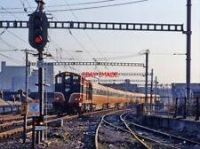 PHOTO  IRISH RAILWAY - CIE LOCO NO  131 PEARSE 28.12.1992