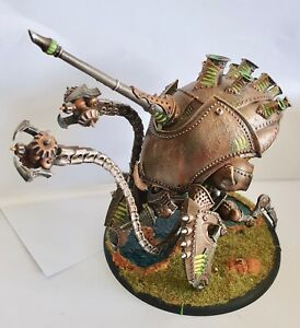 Warmachine / hordes Cryx Well painted KRAKEN COLOSSAL