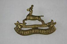 """WW1 or WW2 British UK Royal Berkshire Regiment Hat Cap Badge Pin 1.5"""". B03"""