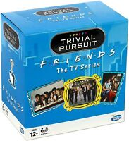 Friends Trivial Pursuit Game Bitesize Edition by Hasbro with exclusive case
