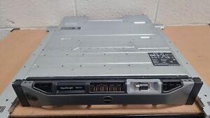 Dell EqualLogic PS6110XS 2TB SSD 15.3TB 10K SAS 10GbE iSCSI SAN Array SFP+