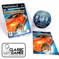 Need For Speed: Underground (PS2) *Near Mint*