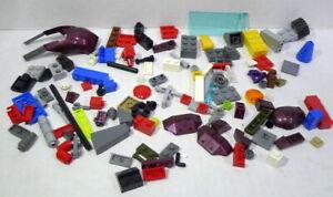 Lego Mega Bloks parts bricks other Mixed Lot no piece count