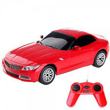 Rastar 1/24 Scale Red BMW Z4 Electric Authentic Body Styling Licensed RC Car