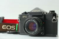 {EXC+5} CANON F-1 35mm SLR Film Camera + New FD 50mm f/1.8 JAPAN #896T