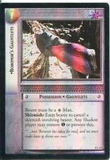 Lord Of The Rings CCG Foil Card TTT 4.C112 Boromir's Gauntlets
