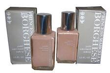 2 bottles MARCELLA BORGHESE WATER BASED FOUNDATION MAKE UP ROMAN  ROSE BEIGE