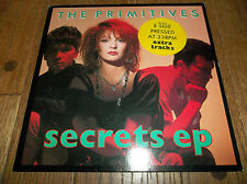"Primitives Secrets EP 7"" 45 *Unplayed* Limited Edition Tracy"