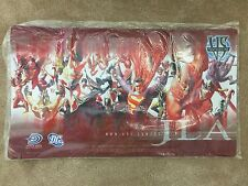 VS SYSTEM JLA JUSTICE LEAGUE OF AMERICA ALEX ROSS PLAYMAT PLAY MAT NEW & UNUSED