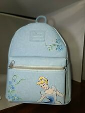 Loungefly Disney Princess Cinderella Sketch Mini Backpack New