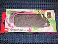 NEW Nintendo Splatoon 2 Switch Carrying Case Pouch Bag for Console System JAPAN