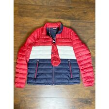 Tommy Hilfiger Mens Ultra Loft Insulated Packable Down...