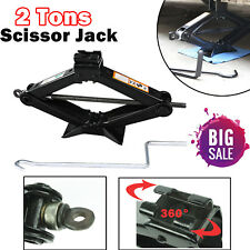 Montoya 1 Ton Scissor Car Jack Van Folding Crank Handle MT62070