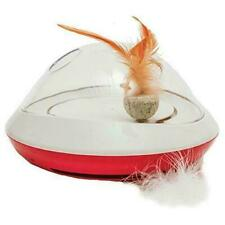 Jolly Moggy Feather Chaser  Interactive Cat Toy- NQP