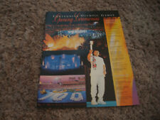 OLYMPIC GAMES OPENING CEREMONIES with Muhammad Ali 1997 Emmy ad & EICHMANN