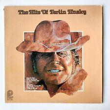 The Hits of Ferlin Husky - Vinyl Record Album - Pickwick Stereo
