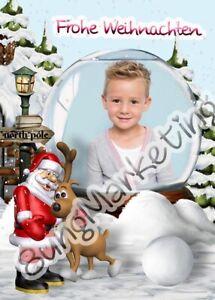 Weihnachten rechteckige Tortendeko Tortenaufleger OHNE zusätzlichen TEXT 0791