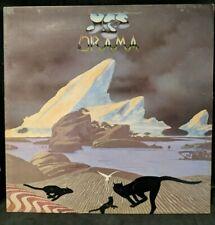 YES Drama LP 1980 UK Vinyl NM