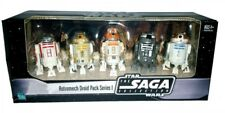 Star Wars Saga Collection 2006 Astromech Droid Pack Series I Action Figure Set