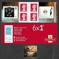 Queen-2020 1st class postage stamp booklet + 1999 Freddie Mercury stamp mnh