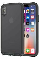 iPhone X Apple Case Tech21 Evo Elite Black Impact Shock Proof *NEW FREE UK P&P*