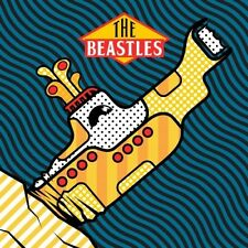 BEASTIE BOYS VS THE BEATLES The Beastles 2x LP NEW VINYL DJ BC Mashups Grey Albu