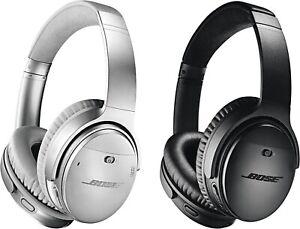 BOSE QuietComfort 35 QC-35 wireless headphones