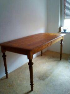 Gesindetisch,Wirtshaustisch,Kneipentisch,Tisch Gründerzeit in Weichholz