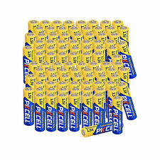100PCS PKCELL AAA Alkaline Battery 1.5V R03P UM4 Industrial Single use Batteries
