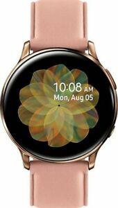 Samsung Galaxy Watch Active2 40mm Gold (LTE & GPS) SM-R835USDAXAR