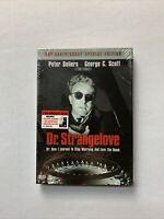 Dr Strangelove Stanley Kubrick Movie DVD New Sealed