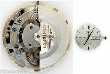 LONGINES ADMIRAL original automatic 507 watch movement   working  (2607)