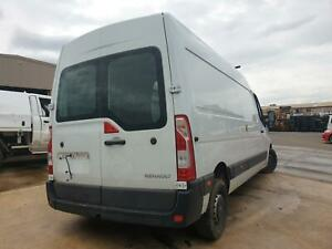 RENAULT MASTER AUTOMATIC TRANSMISSION, FWD, DIESEL, 2.3, TURBO, X62, 09/11-