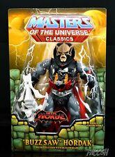 Buzz Saw Hordak Masters Of The Universe Classics Motuc Motu nuovo siggilato