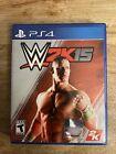 WWE 2K15 (Sony PlayStation 4, 2014)