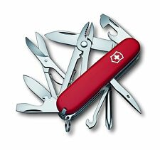Swiss Army Knife Red Deluxe Tinker 91mm Victorinox 53481