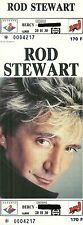 RARE / TICKET CONCERT - ROD STEWART AT PARIS BERCY 1991 / COMME NEUF