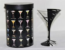 Lolita Hand Painted Martini Glass SAKE-TINI, New in Box