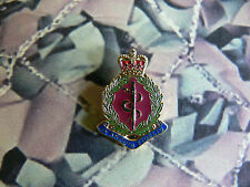 Royal Army Medical Corps Enamel Lapel Badge RAMC Version 1