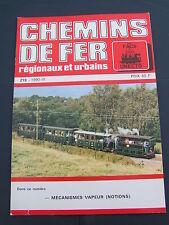 Chemins de fer régionaux et urbains 219 1990 chemin de fer touristique d'ANSE