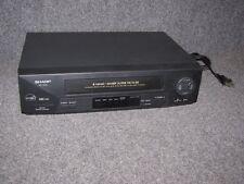 Sharp VC-A410U VCR