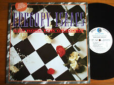 OG LP GREGORY ISAACS/RED ROSE/FR 1ST PRESS 1988/GREAT CONDITION/COMME NEUF MINT