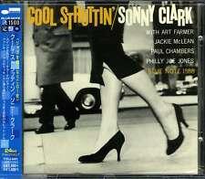 SONNY CLARK cool struttin' / JAPAN 24-BIT RMST