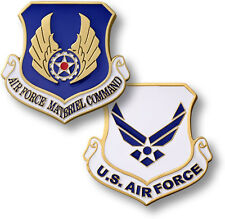 U.S. Air Force / Air Materiel Command - USAF AFMC Challenge Coin