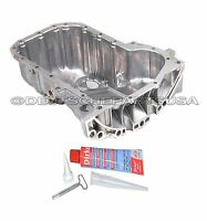 VW PASSAT AUDI A4 & A4 QUATTRO 1.8 1.8T ENGINE OIL PAN + Sealant Tube 058103598C