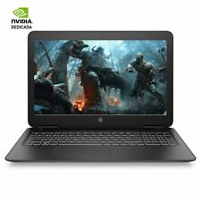 Portatil HP 15-bc304ns i7 7500u 8GB 1TB 128GB SSD GeForce