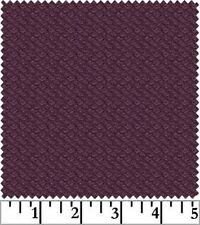 Shadow Play  Woolies  Flannel - Violet Poodle Bucle F18505-V