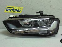 Scheinwerfer vorne links Audi A4 8K 11- 8K0941003AB AL LE10A6234 Riss im Glas